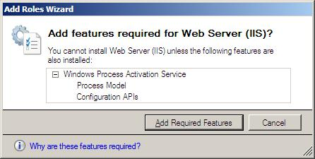 10 Steps to Installing the Web Server Role in Windows Server 2008