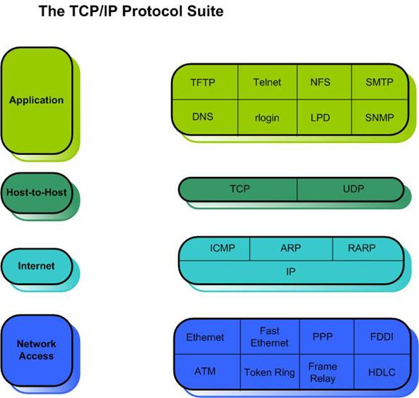 Networking Basics: TCP, UDP, TCP/IP and OSI Model | Pluralsight
