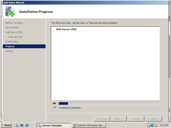 How to Install IIS 7 - 8