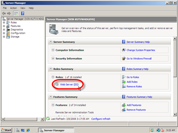 How to Install IIS 7 - 10