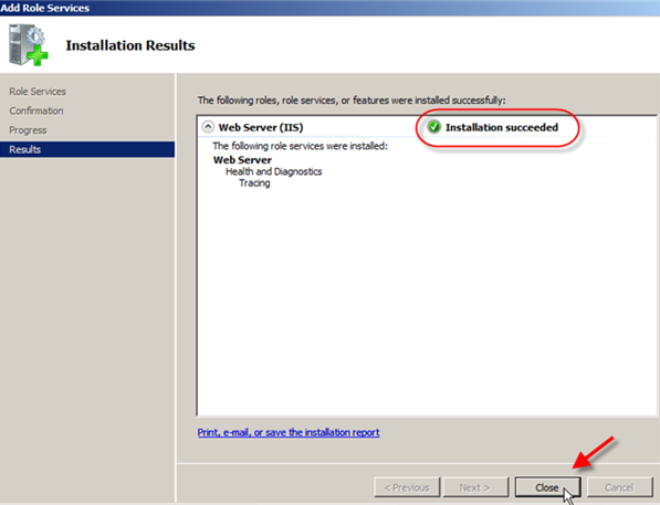 Troubleshooting IIS 7: Examining Trace Failed Request Logs - 4