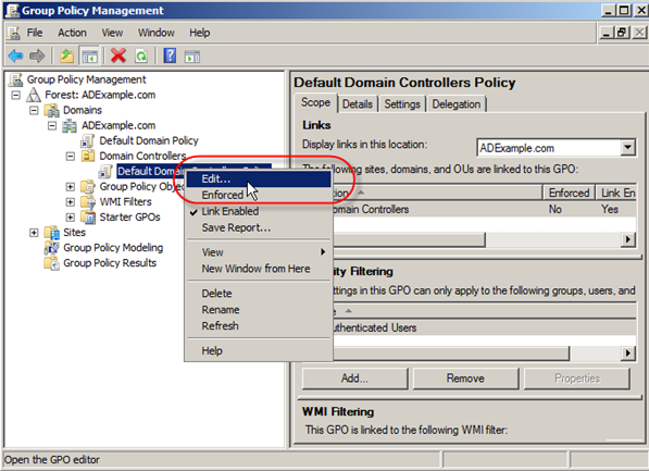 Server 2008: Auditing Active Directory - 3