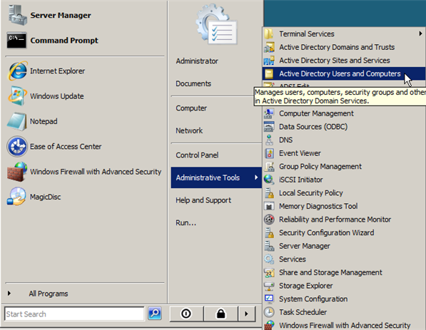 Server 2008: Auditing Active Directory - 9