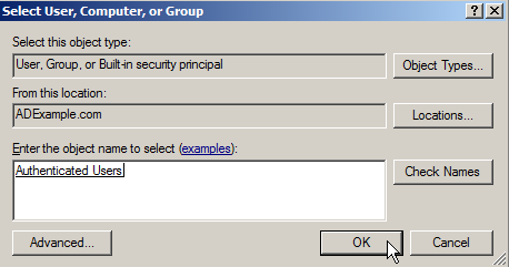 Server 2008: Auditing Active Directory - 15
