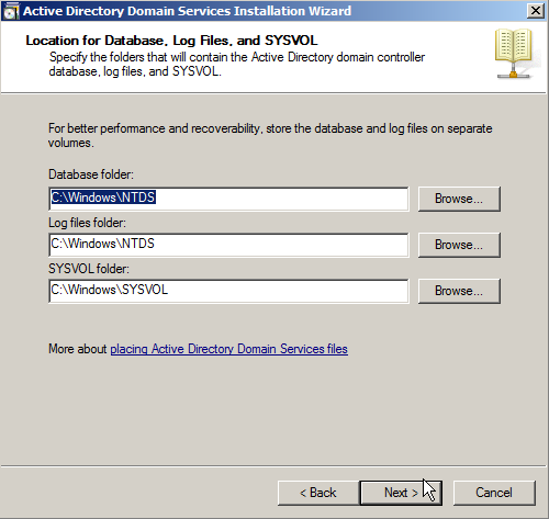 Windows Server 2008: Install Active Directory Domain Services - 17