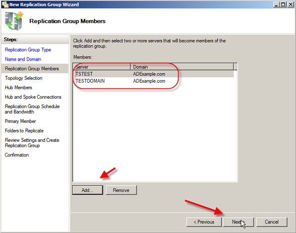 Server 2008: Configuring Distributed File Systems (DFS) - 16