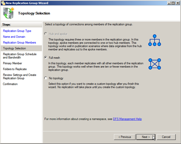 Server 2008: Configuring Distributed File Systems (DFS) - 17