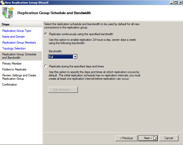 Server 2008: Configuring Distributed File Systems (DFS) - 18