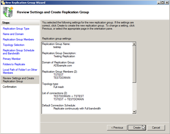 Server 2008: Configuring Distributed File Systems (DFS) - 24