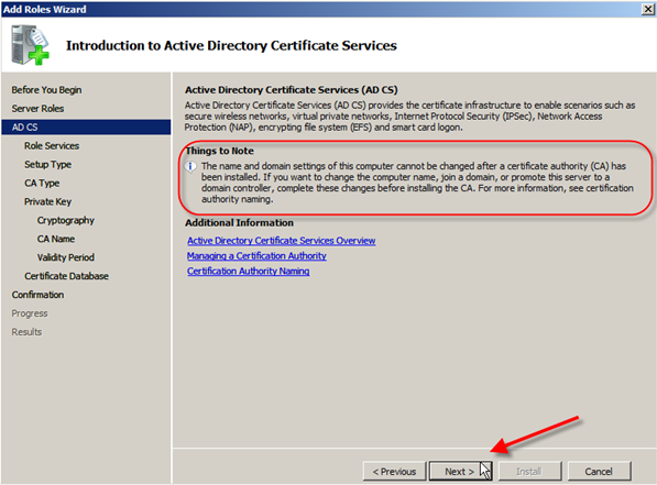 Windows Server 2008: How to Install Active Directory