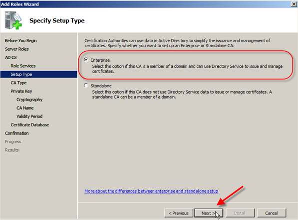 Windows Server 2008: How to Install Active Directory Certificate ...