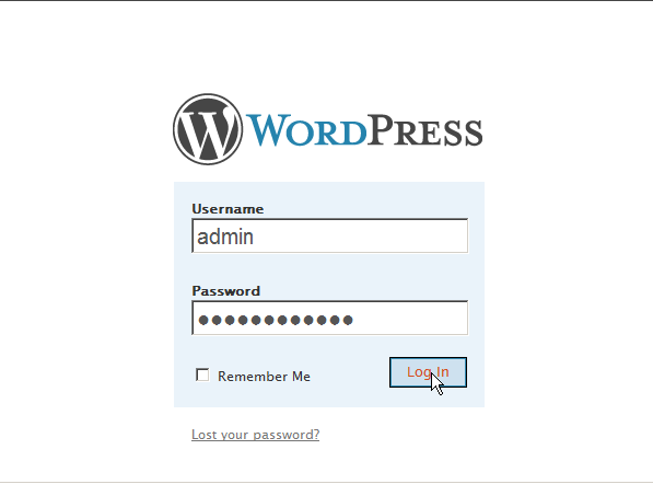 Installing WordPress on IIS 7 - 15