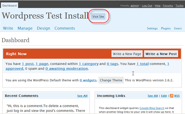 Installing WordPress on IIS 7 - 16