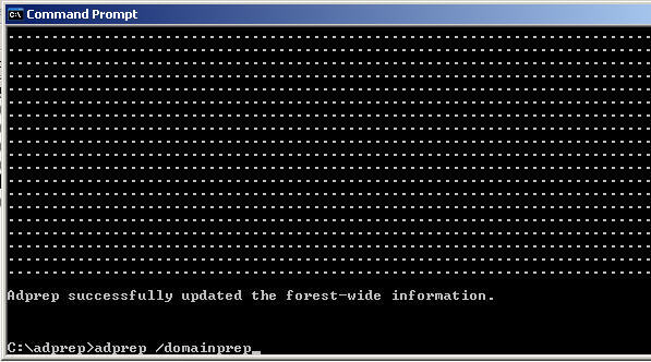 Upgrading to Server 2008 from Server 2003 - 12