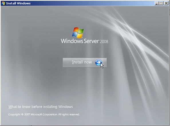 Upgrading to Server 2008 from Server 2003 - 16