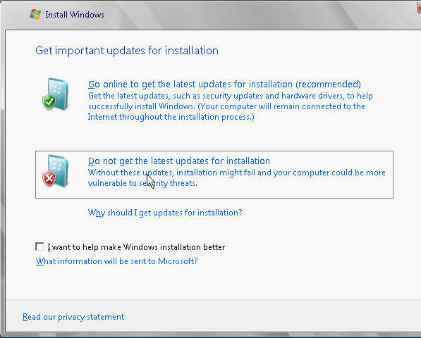 Upgrading to Server 2008 from Server 2003 - 17