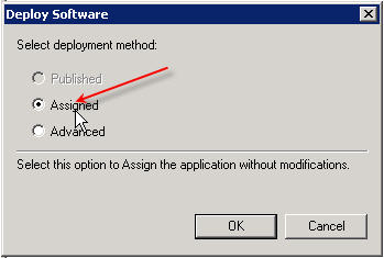 Installing Software Using GPOs on Windows Server 2008 - 17
