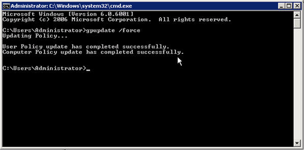 Installing Software Using GPOs on Windows Server 2008 - 19