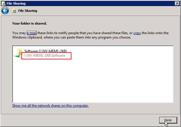 Installing Software Using GPOs on Windows Server 2008 - 5