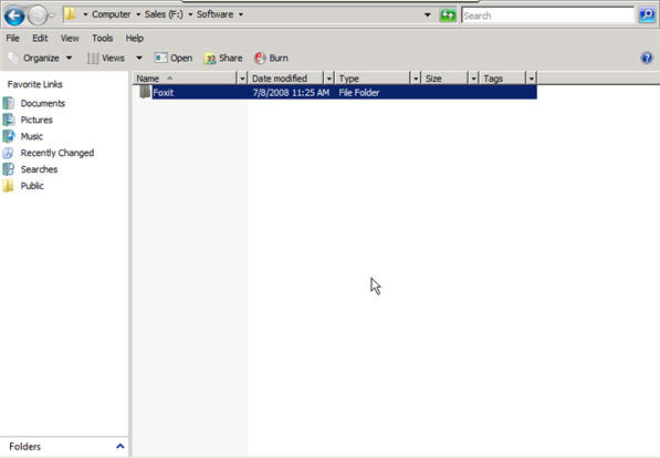 Installing Software Using GPOs on Windows Server 2008 - 6
