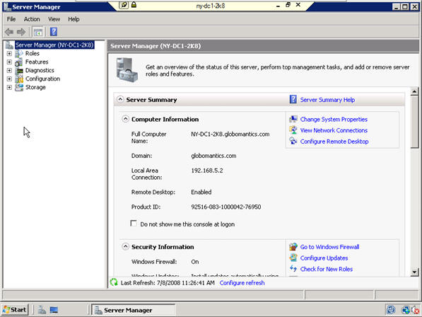 Installing Software Using GPOs on Windows Server 2008 - 8