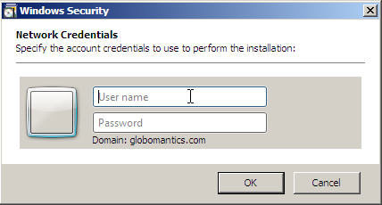 Server 2008 Active Directory: Adding a Child Domain - 12