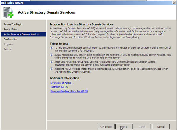 how to create a child domain in windows server 2008