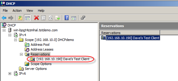 Configure DHCP on Windows Server 2008 - 19