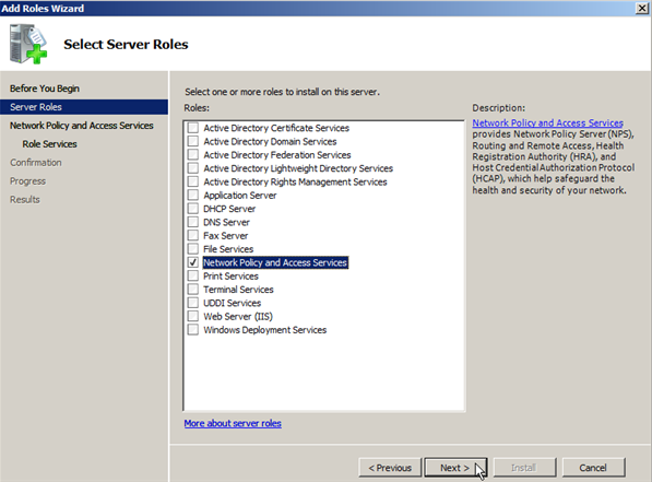 Windows Server 2008 as a LAN Router Running RIP - 2