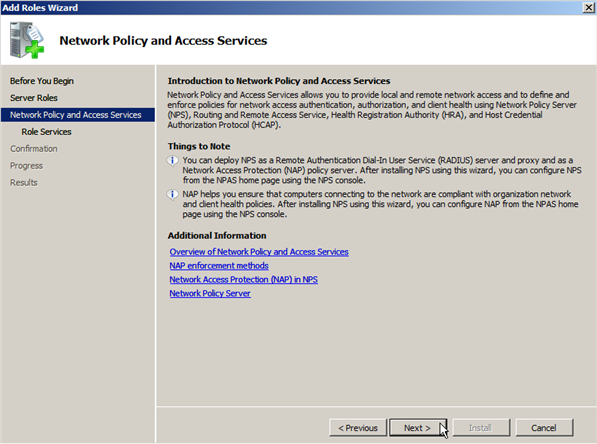 Windows Server 2008 as a LAN Router Running RIP - 3