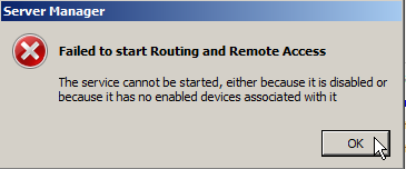Windows Server 2008 as a LAN Router Running RIP - 8