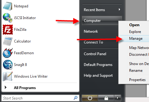 How to Setup iSCSI Drive Using FreeNAS - 23