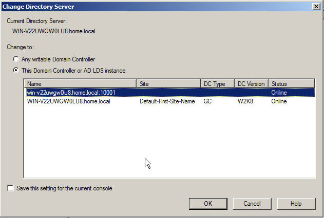 How to Backup and Restore Active Directory on Server 2008 - 16