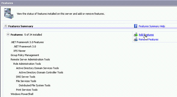 Image result for How to take backup of ad in Server 2008