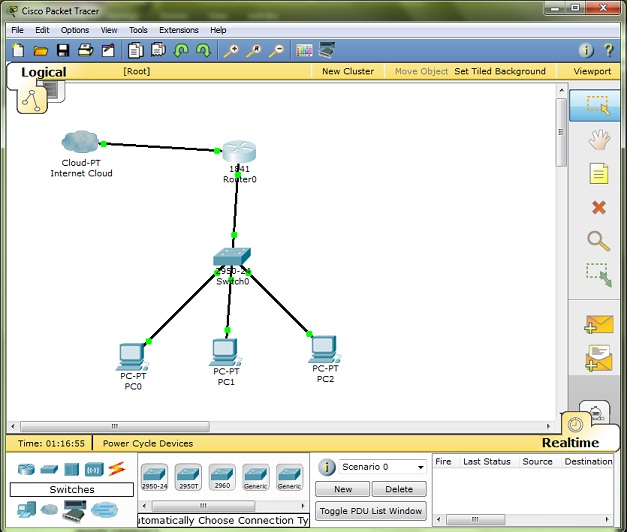 cisco simulation software for switching practice makes