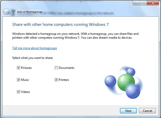 Windows 7: Advanced Network Configuration