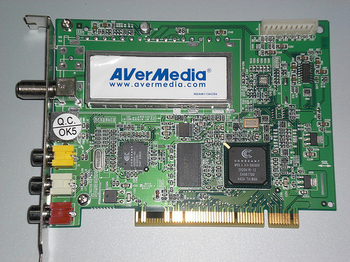 Example of a Capture Card