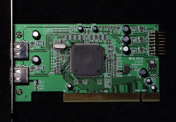 Example of a USB Card