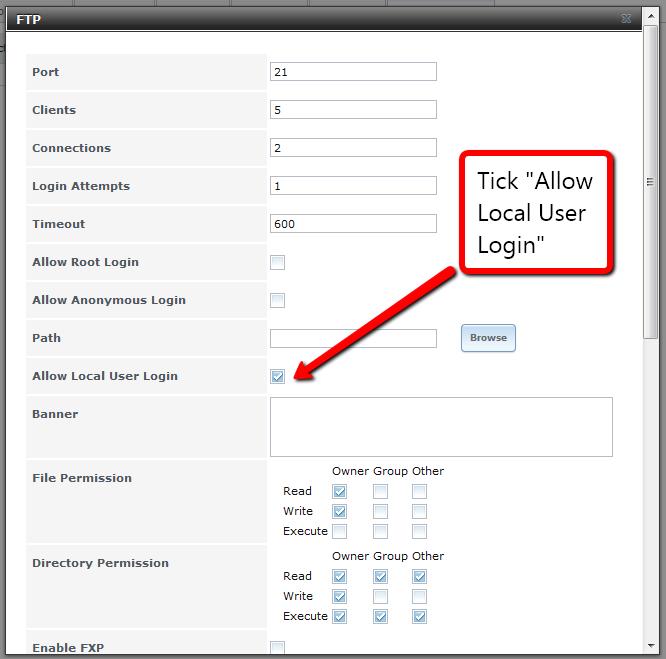 Make FreeNAS 8 Do More: Configuring FTP, TFTP & SSH Services