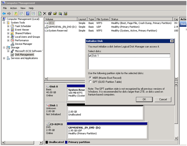 Getting Familiar with iSCSI Part 1: How to Install the iSCSI