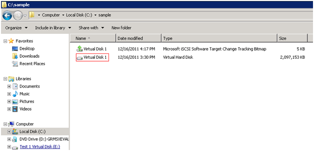 Getting Familiar with iSCSI Part 1: How to Install the iSCSI Target