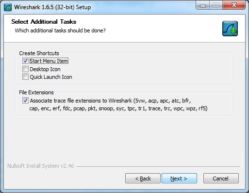 Wireshark Additional Tasks
