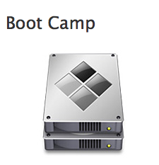 how to bootcamp windows on an external drive mac