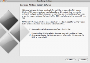 Download Windows Support Software