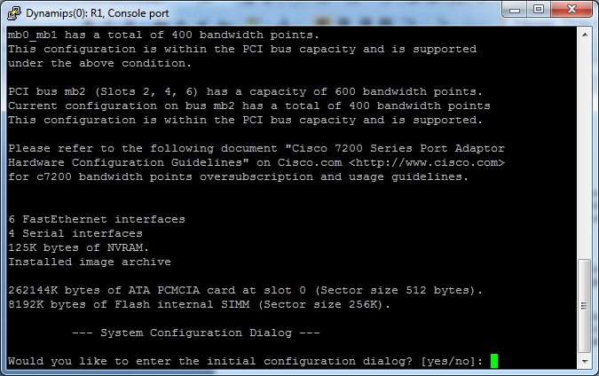 Basic Cisco Router Setup | Pluralsight