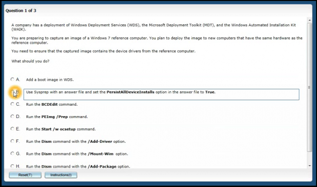 Repeated Answer Questions