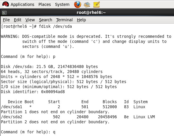 Resizing Linux drives in VMware | Give me my space part II