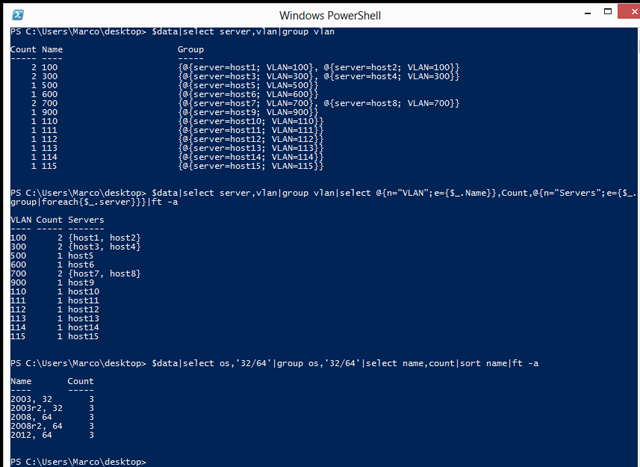 Quick tip: Cure Excel headaches with PowerShell | Pluralsight
