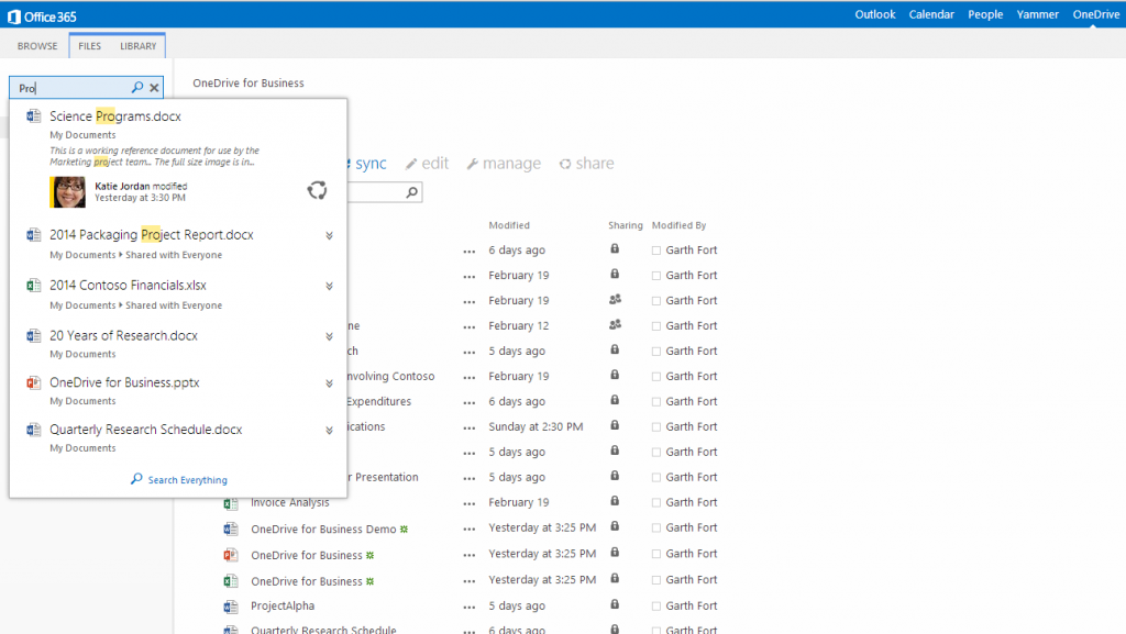 How to set up and managing OneDrive for Business | Pluralsight