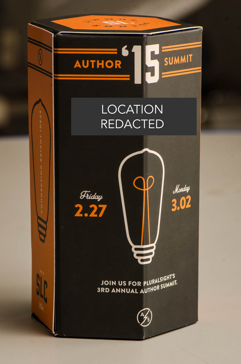 Lightbulb Package Back